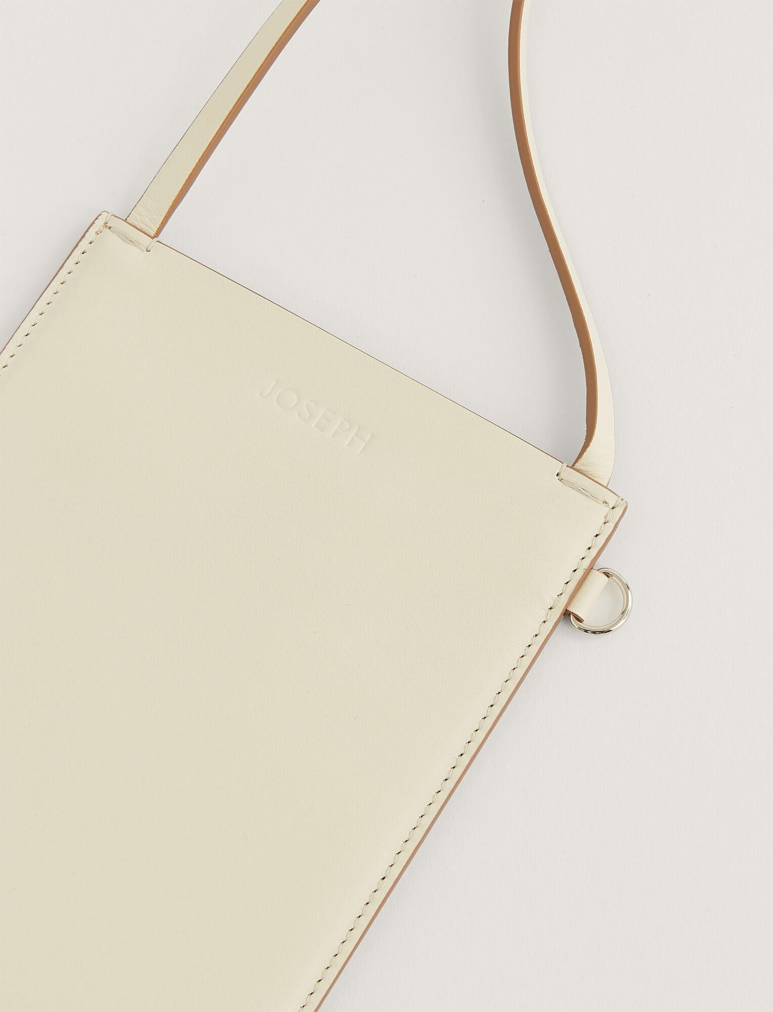 Joseph, Pocket Bag, in OFF WHITE