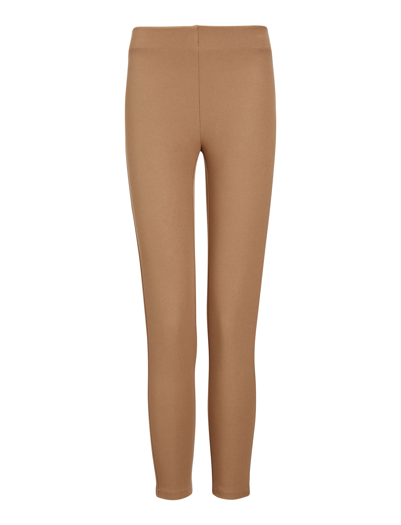 Joseph, Nitro Gabardine Stretch Leggings, in COFFEE