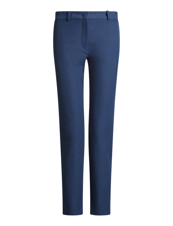 Joseph, New Eliston Gabardine Stretch Trousers, in ENCRE