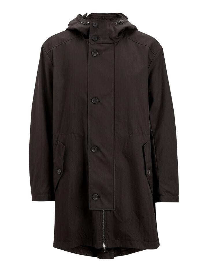 Joseph, Louis Trench Coat, in BLACK