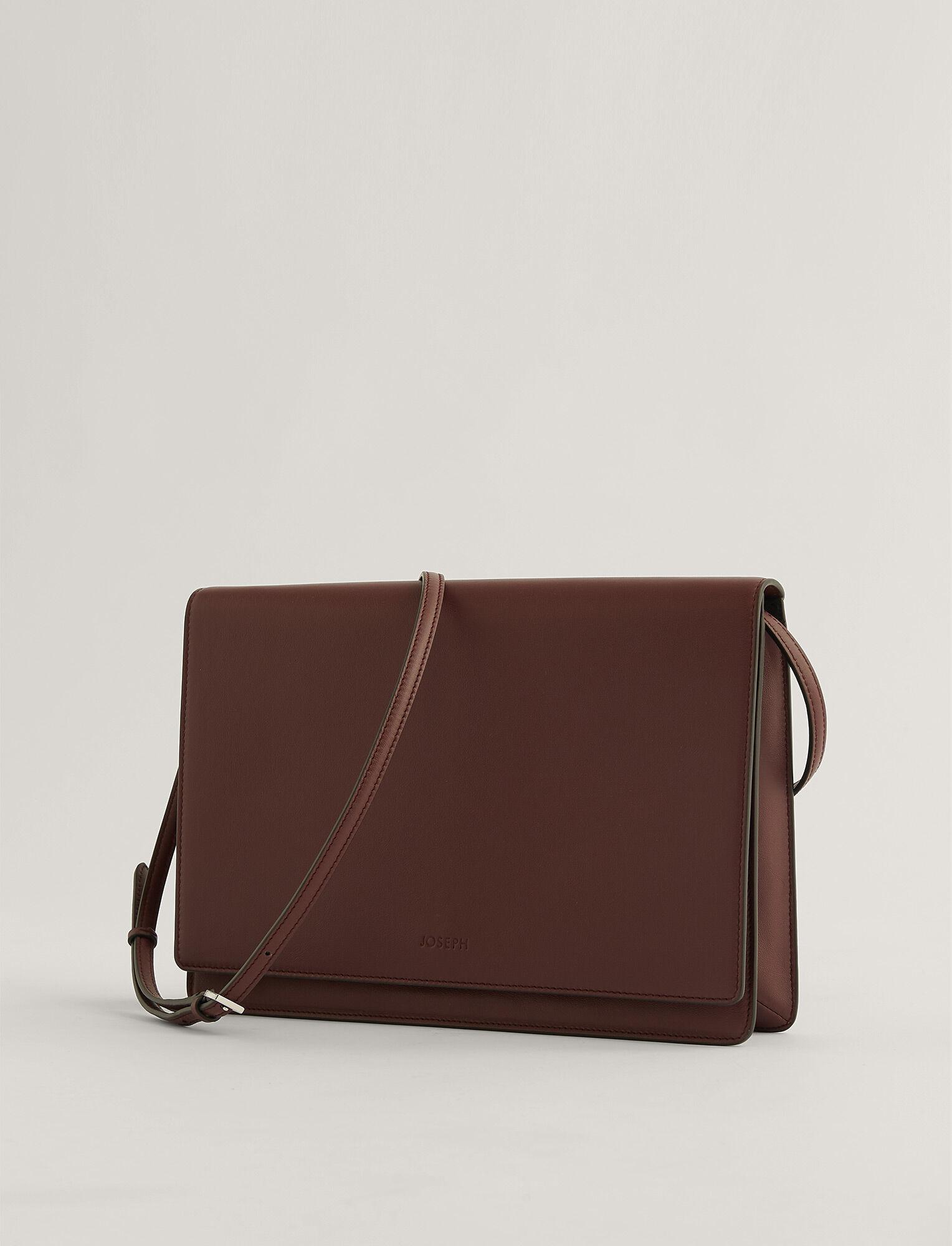 Joseph, Flap Bag, in Ganache
