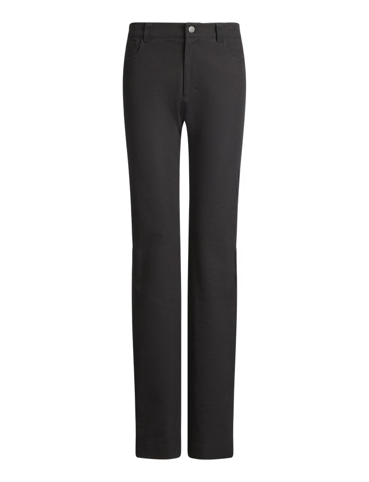 Joseph, Elmo City Stretch Trousers, in BLACK