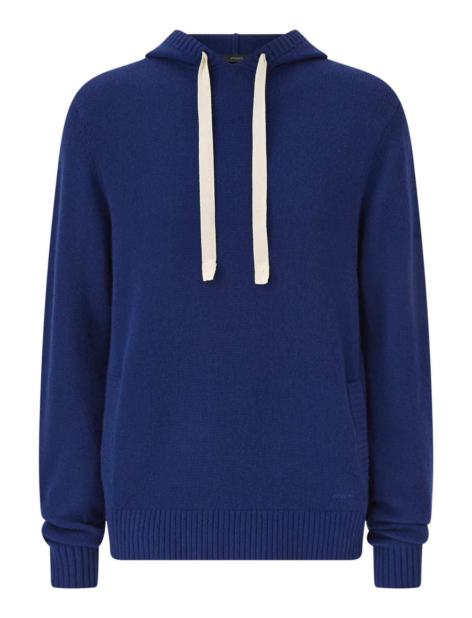 Joseph, Pure Cashmere Knit Hoody, in KLEIN