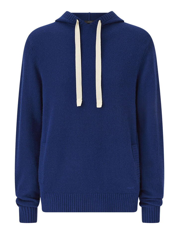 Joseph, Hoody-Pure Cashmere, in KLEIN