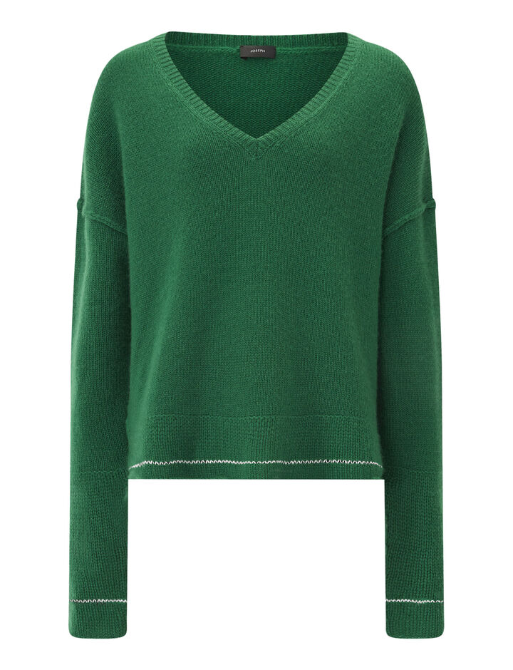 Joseph, V Nk Ls-Open Cashmere, in AMAZON