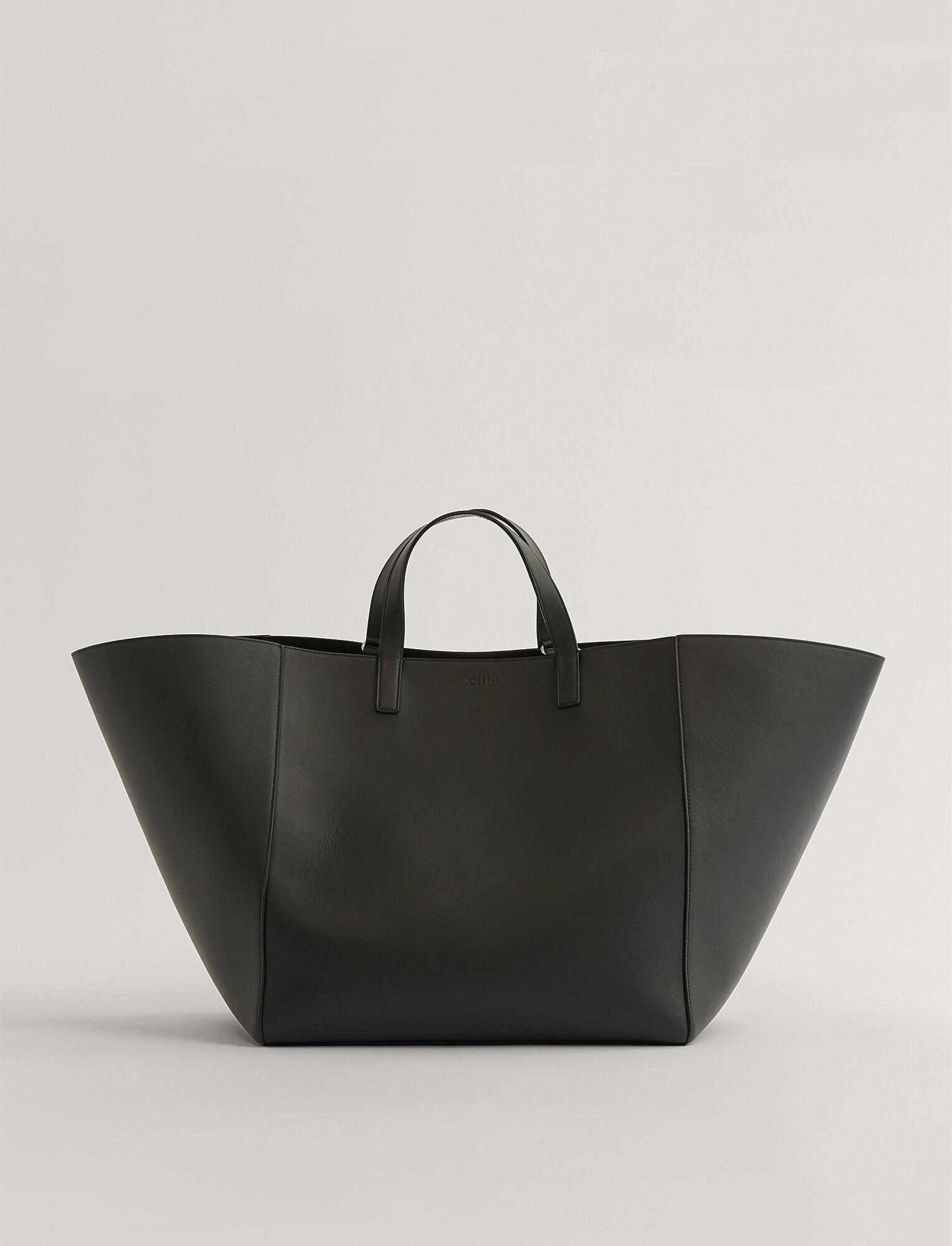 Joseph, Tote Bag, in BLACK