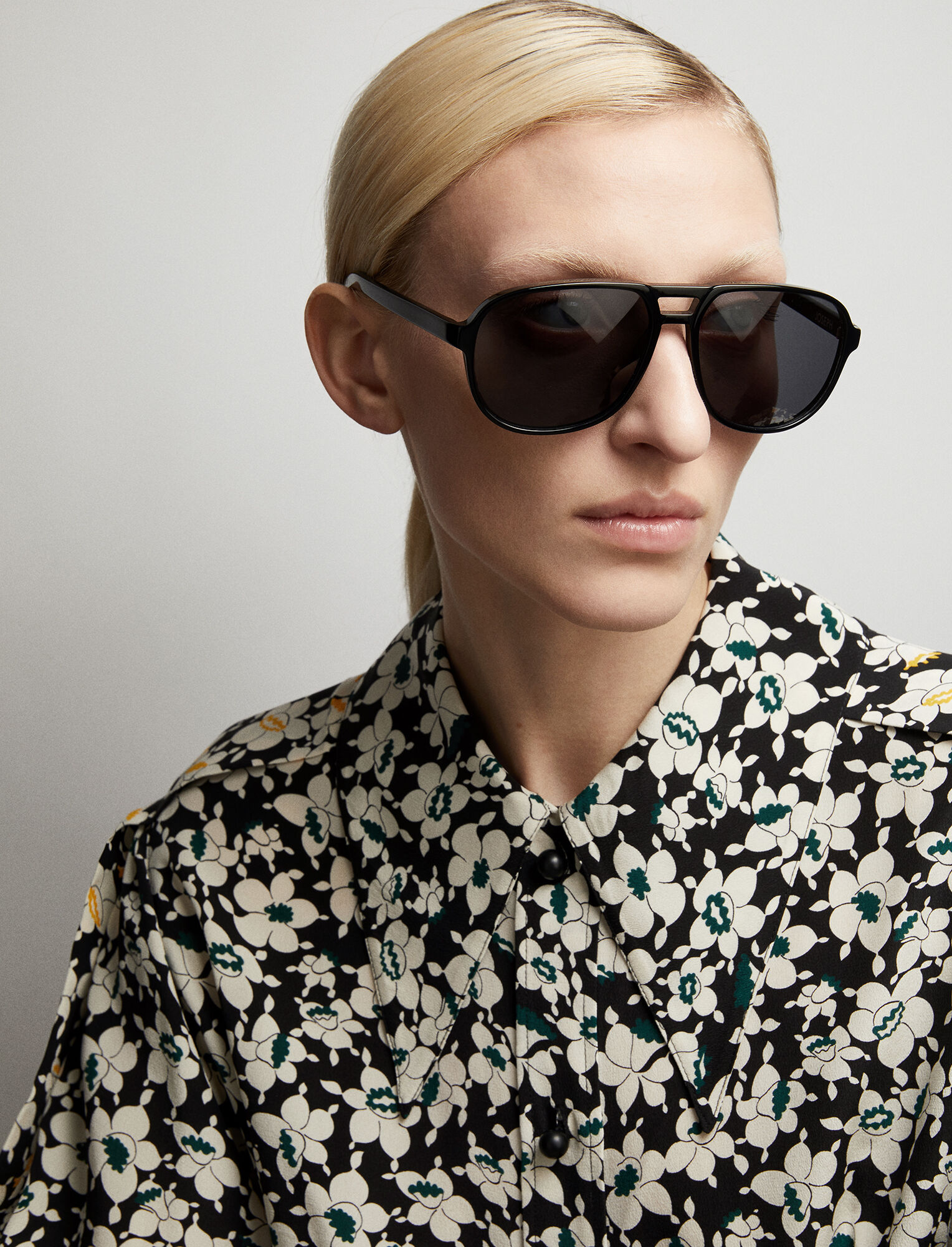 Sunglasses Joseph Brompton Brompton Joseph Black In Black Black Brompton Sunglasses In Sunglasses In 6U78Wqz8