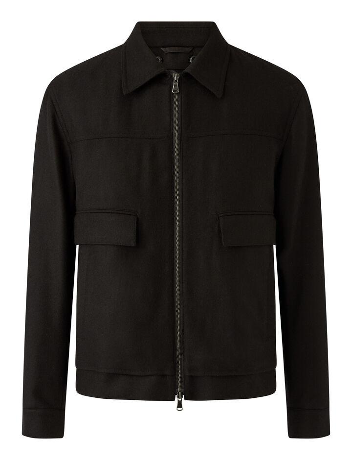 Joseph, Pure Cashmere Jacket Jackets, in Black