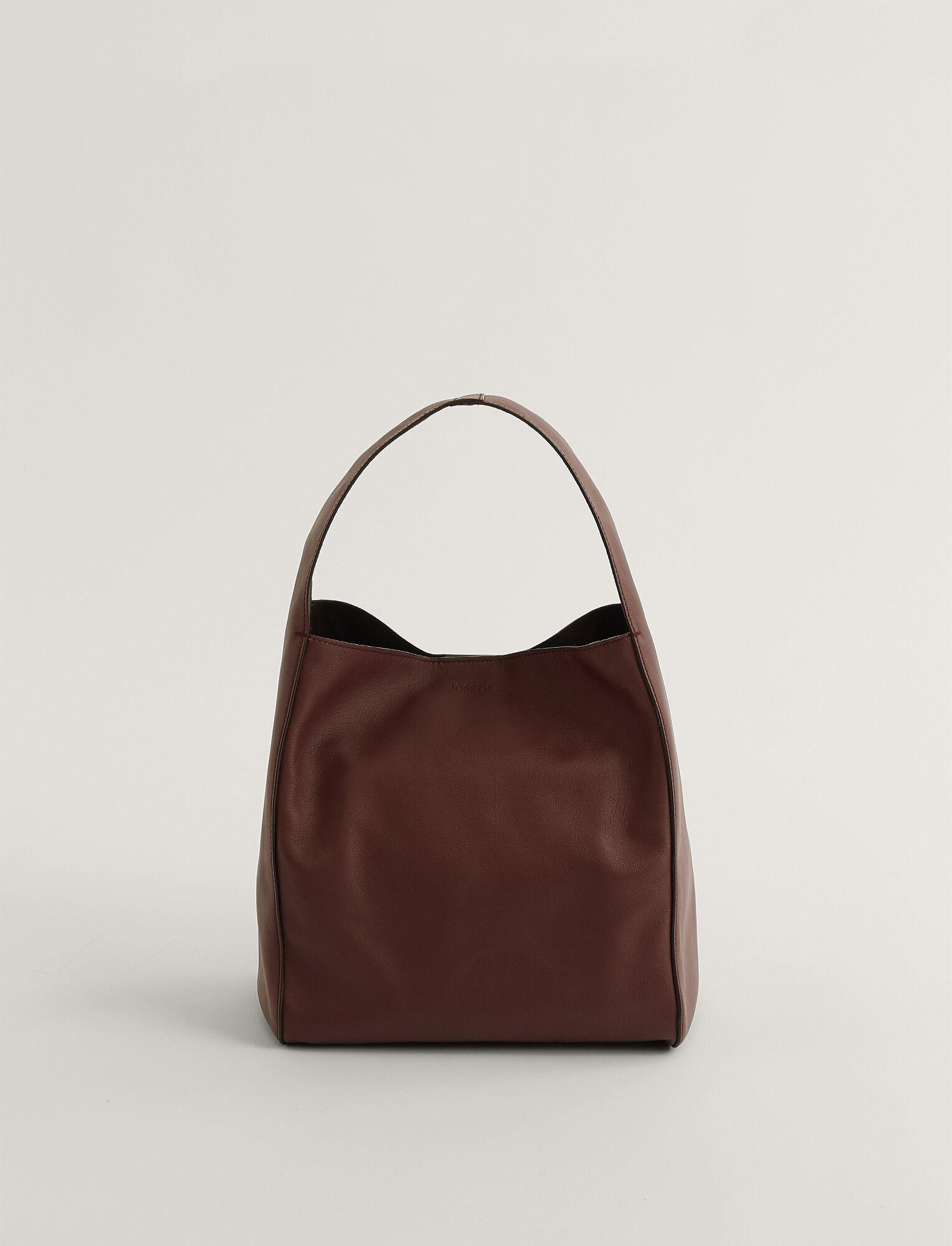 Joseph, Slouch S Bag, in Ganache