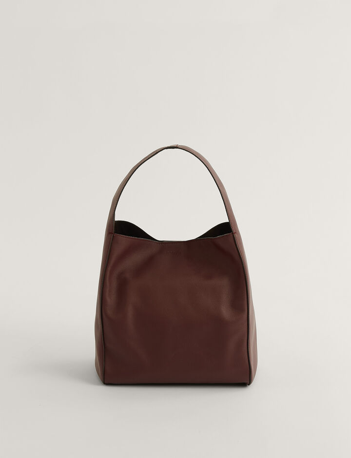 Joseph, Slouch S Shoulder Bag, in Ganache