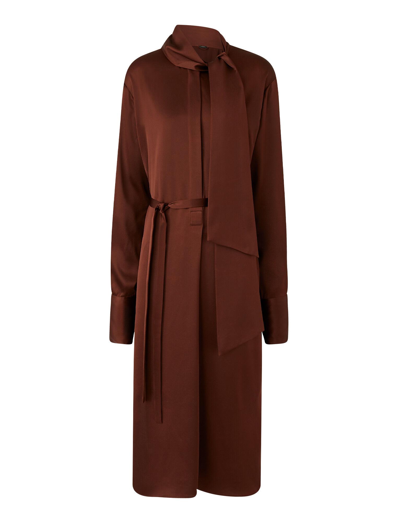 JOSEPH Silks JOSEPH SILK SATIN DORIANE DRESS