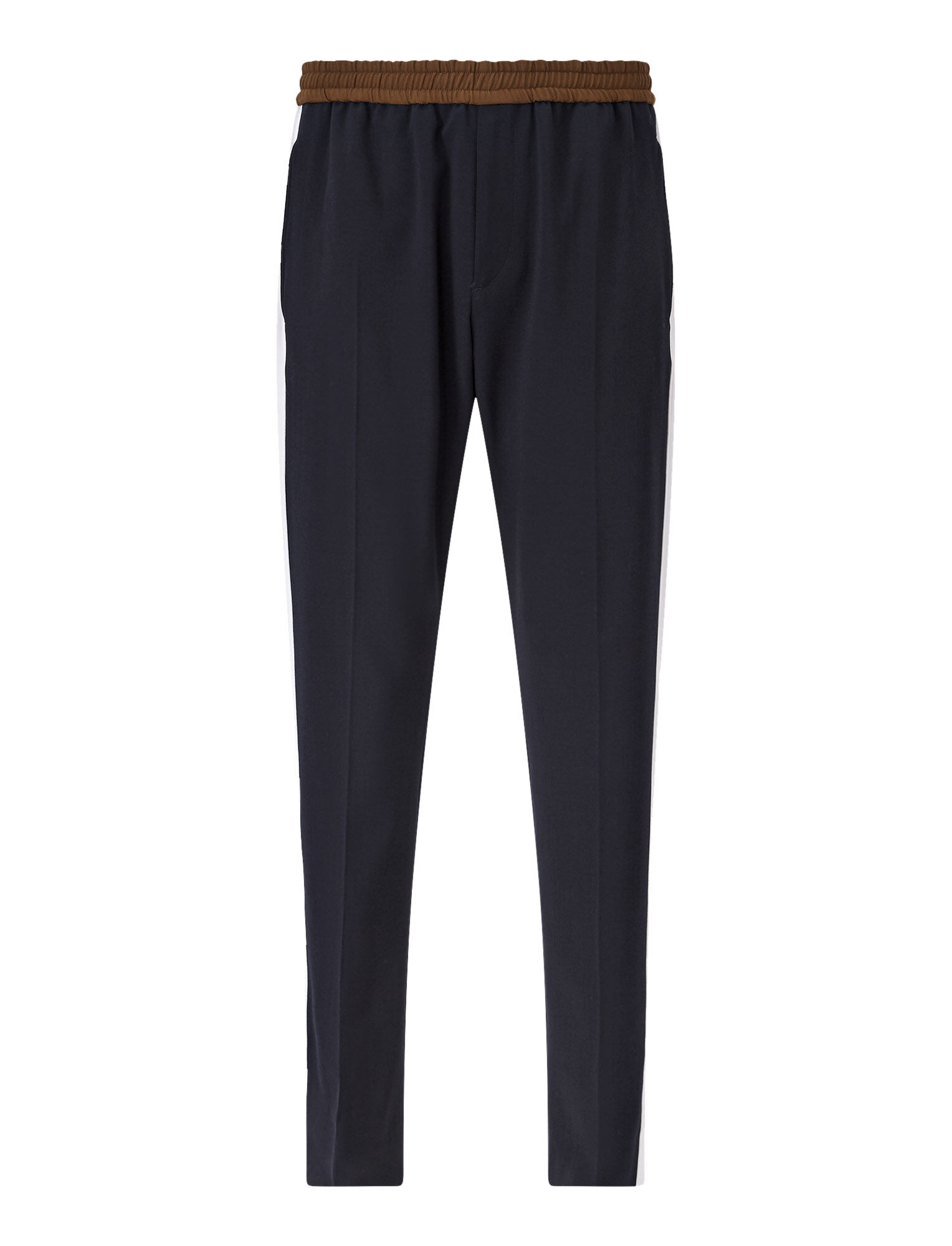 Joseph, Eza Techno Wool Stretch Trousers, in NAVY