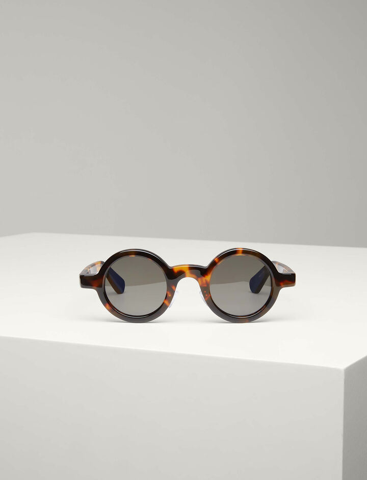 Joseph, The Joe Sunglasses, in LIGHT TORTOISE
