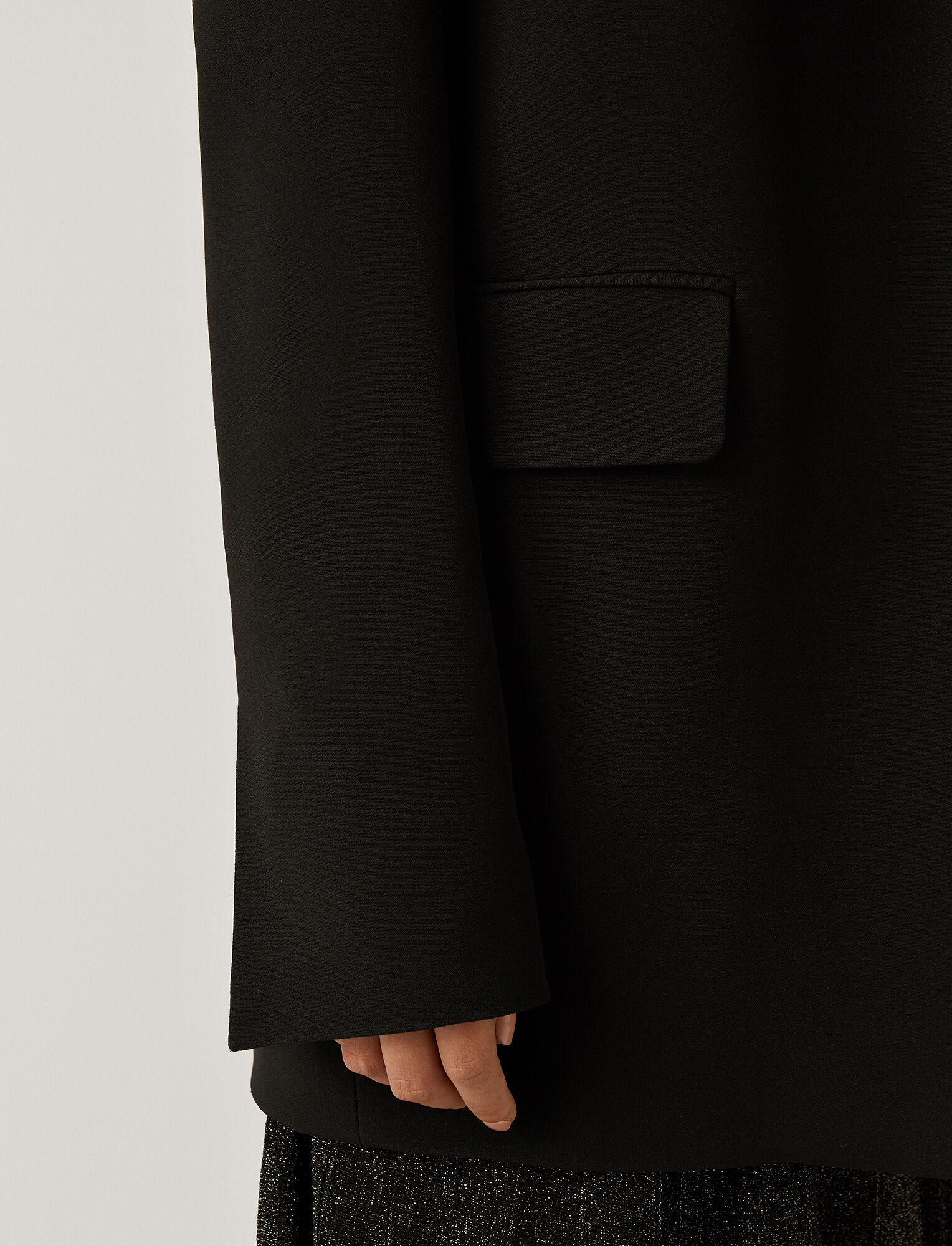 Joseph, New Cady Joan Jacket, in BLACK