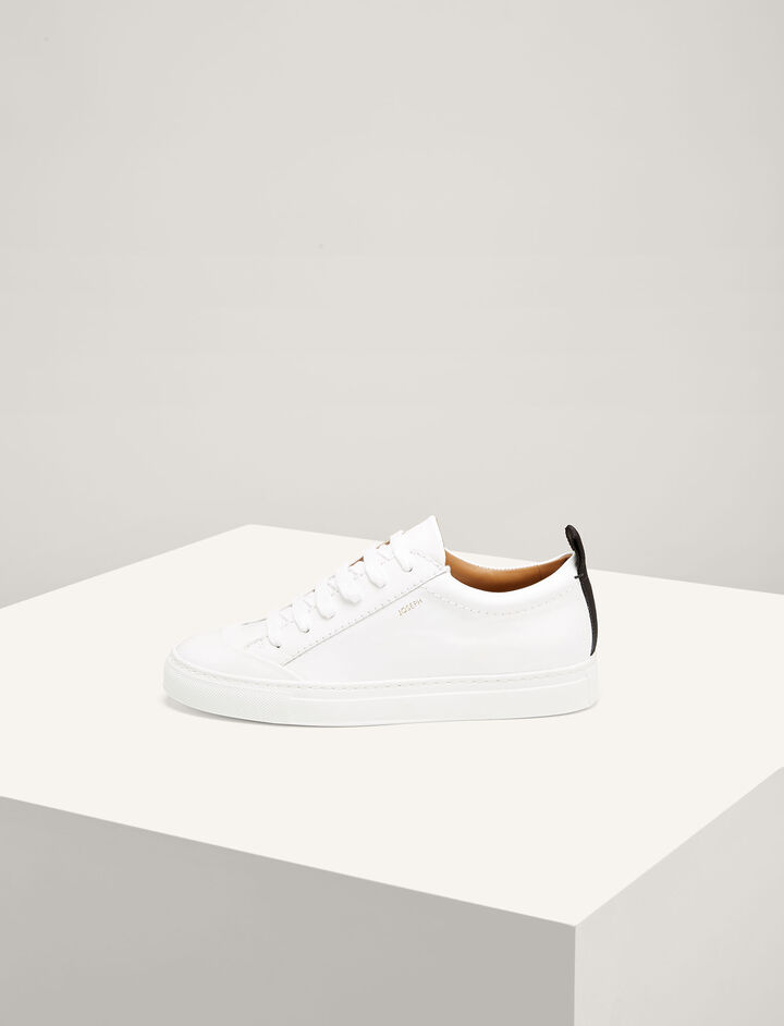Joseph, The Becker Sneakers, in WHITE