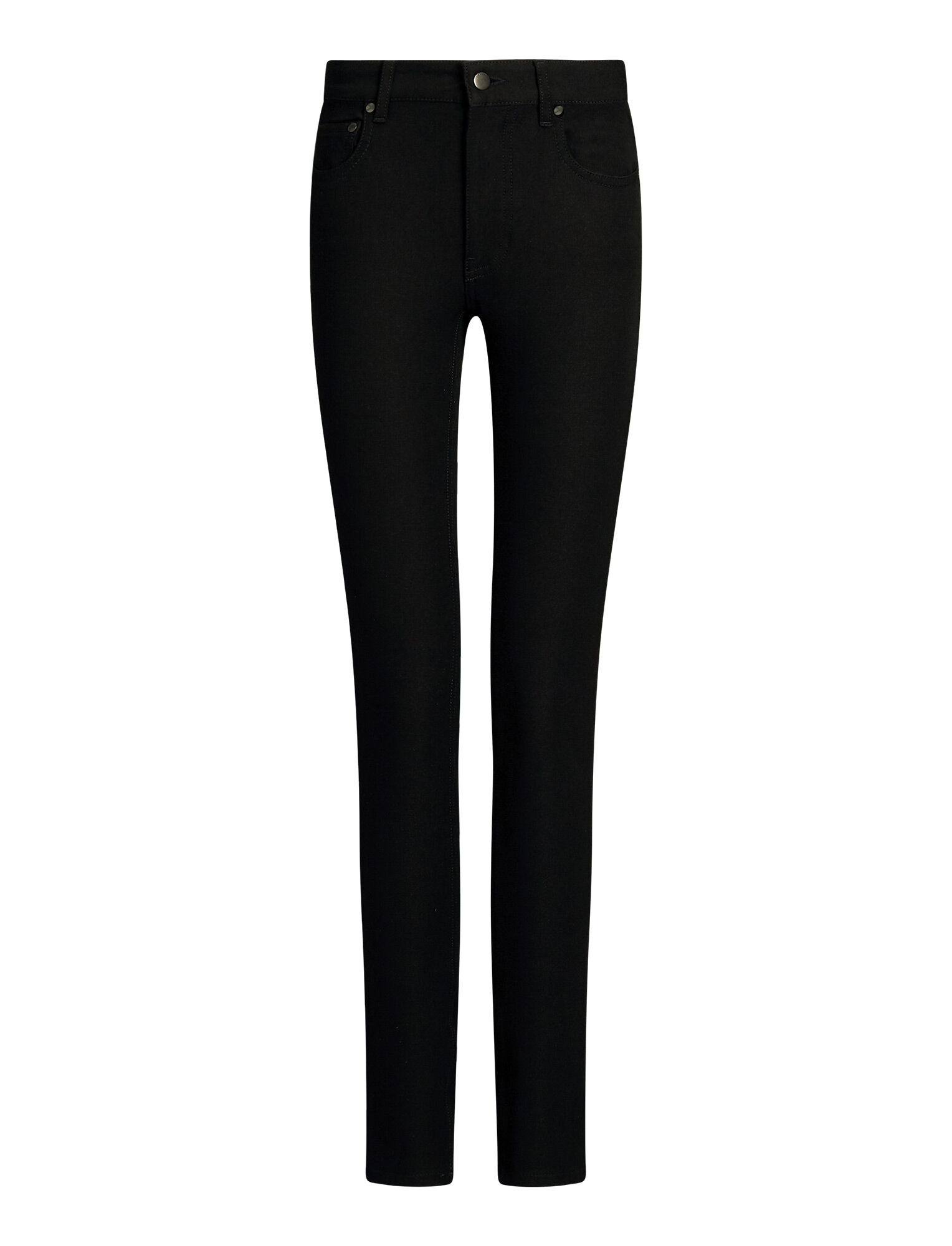 Joseph, Cloud Gabardine Stretch Trousers, in BLACK
