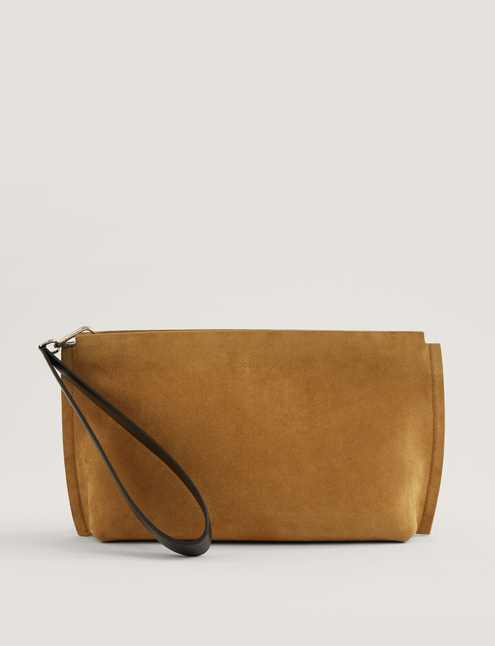 Joseph, CLUTCH-SUEDE, in OAK