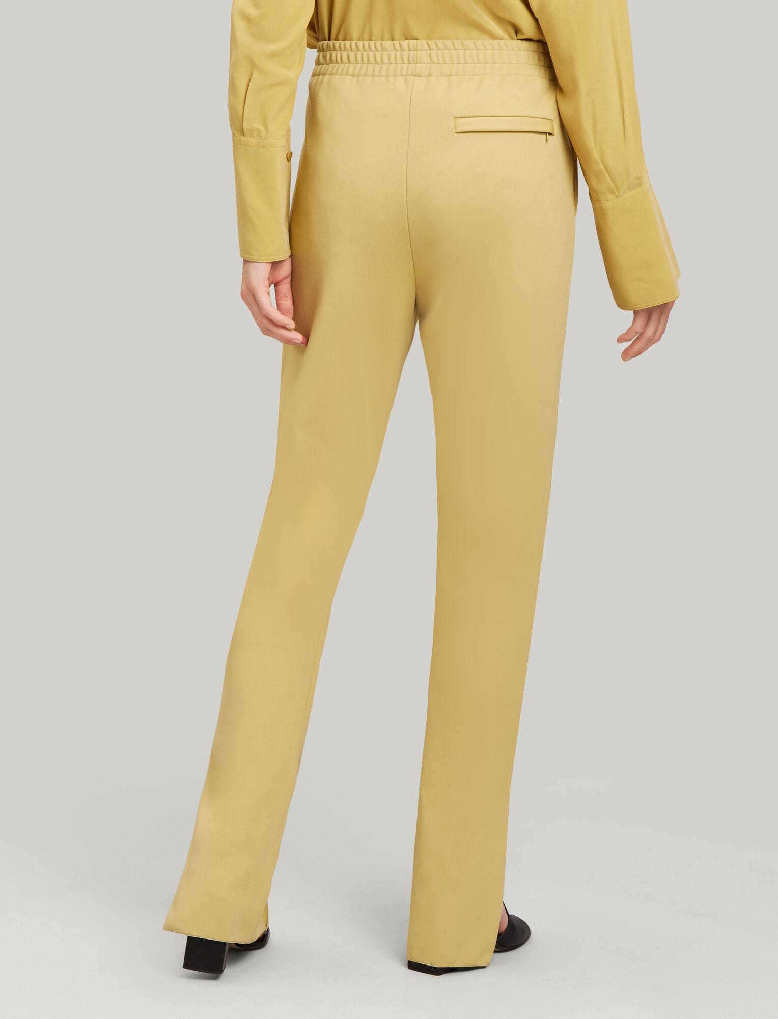 Joseph, Jog Technical Jersey Trousers, in DIJON