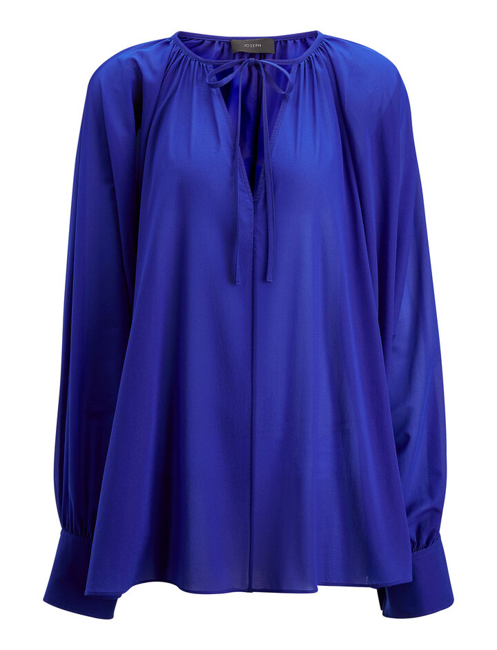 Joseph, Niv Stocking Silk Skirt, in UV