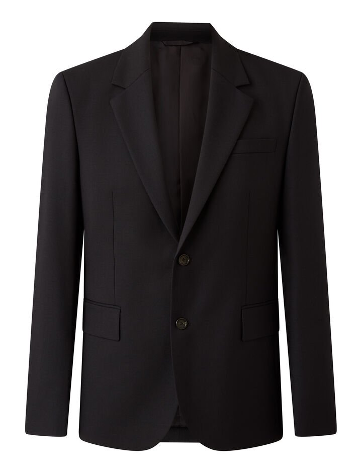 Joseph, Techno Wool Stretch Jacket, in NAVY