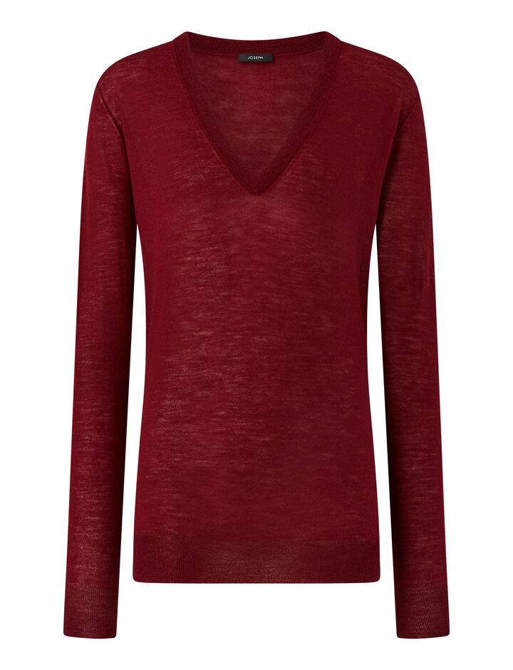 Joseph, V Nk Ls-Cashair, in BURGUNDY