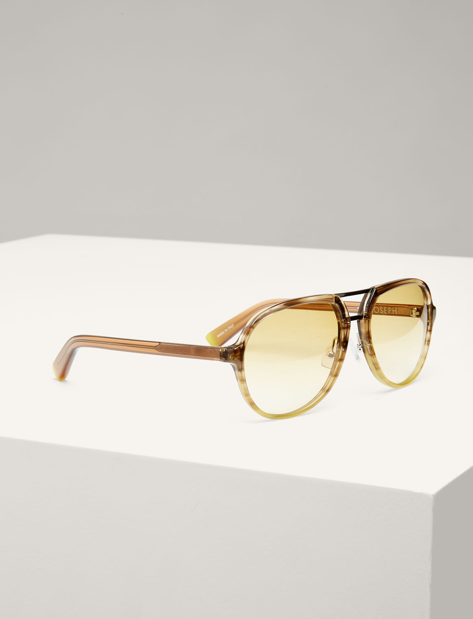 Joseph, Duke Sunglasses, in GOLD