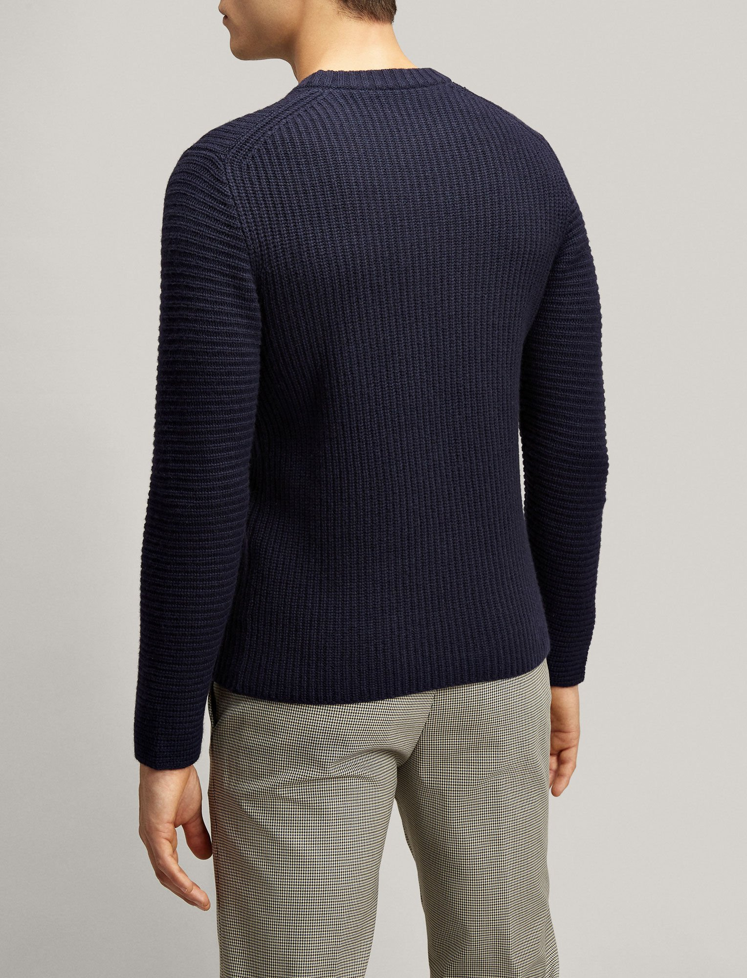 Joseph, Cardigan Cashmere Sweater, in NAVY